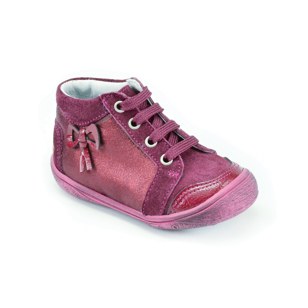chaussures fille gbb bottines fushia hannah 20147 ebay. Black Bedroom Furniture Sets. Home Design Ideas
