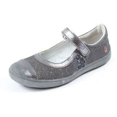 GBB ballerines gris taupe HACERA 30041