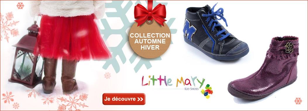 La nouvelle collection Automne/Hiver LITTLE MARY est arrivée