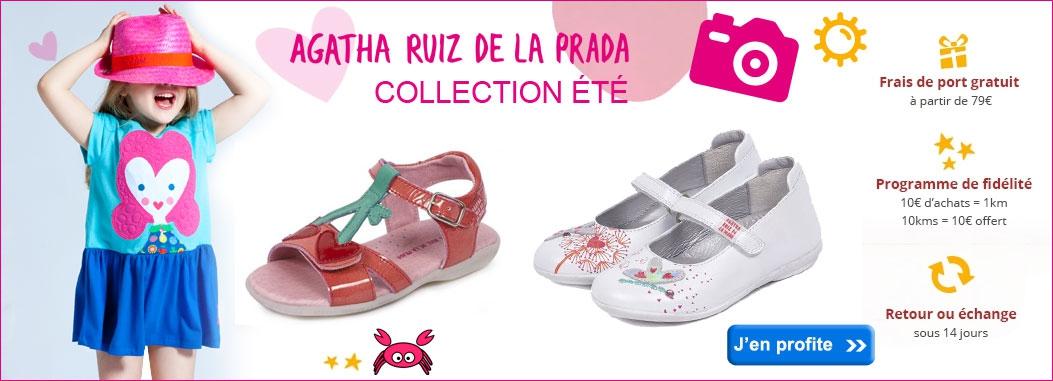 La nouvelle collection été Agatha Ruiz de la Prada est arrivée