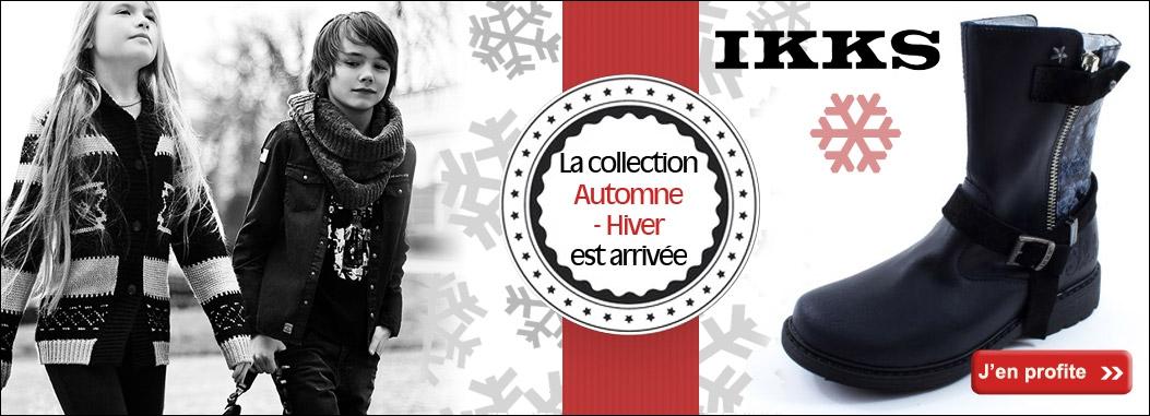 La nouvelle collection Automne/Hiver IKKS est arrivée