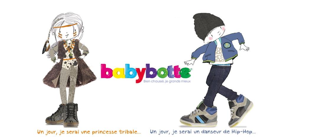 La nouvelle collection Automne/Hiver BABYBOTTE est arrivée