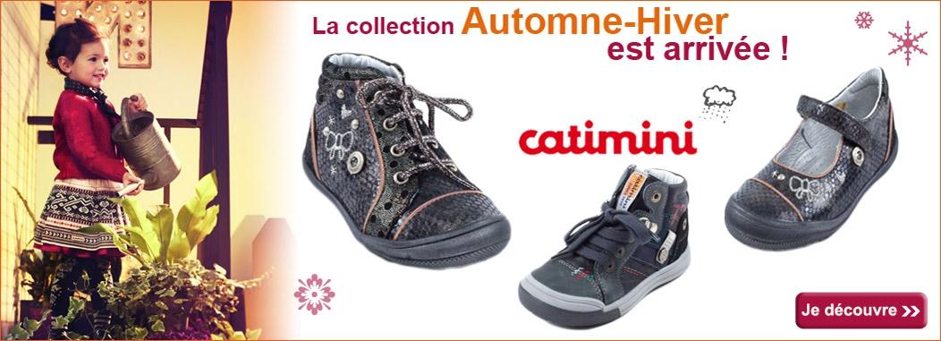 La nouvelle collection Automne/Hiver CATIMINI est arrivée