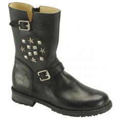 GBB Ramdam - Bottines DERRY Noir