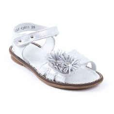 Sandales PALMA argent - Little Mary