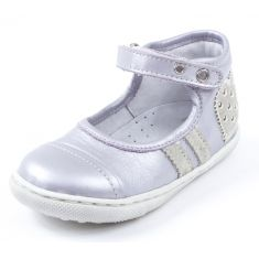 Ballerines POUSSINE argent - Little mary