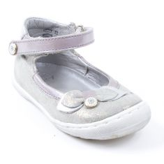 Ballerines PRISCILA gris - Little mary