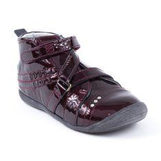 GBB - Boots DONATA Bordeaux