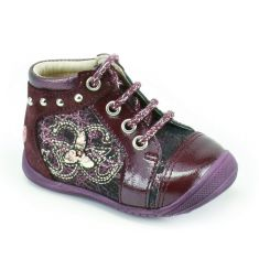 GBB bottines bordeaux HERMINE 10016