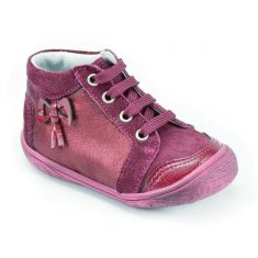 GBB bottines fushia HANNAH 20147