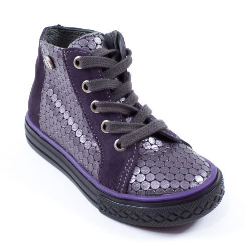 Babybotte Bottines violet KAWAII