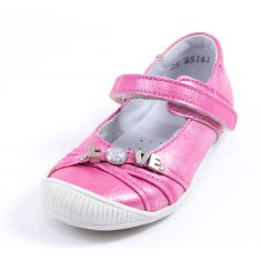 Ballerines SUBLIME rose - Little mary