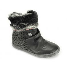 Bottines Catimini CORBIN noir A2711