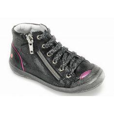 GBB Boots fille noir LOVISE 31941