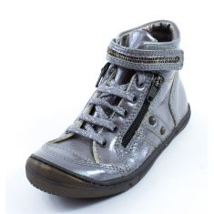Bottines Little Mary TUBRILLE argent
