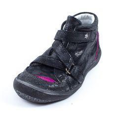 GBB Boots fille noir LADONNA 20741