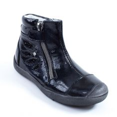 Bottines GBB LIVATI noir 31231