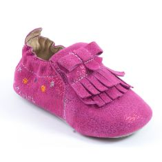 Chaussons Catimini COLINOT rose A9017