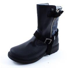 IKKS Boots MEREDITH bleu python K0642