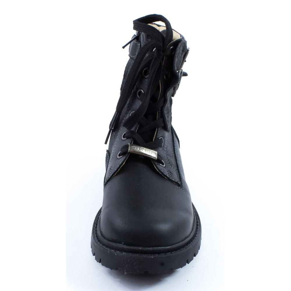 Boots IKKS JAMES noir K3311 5AIPE