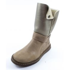 Bottes GBB RAMDAM OTARU marron or 52015