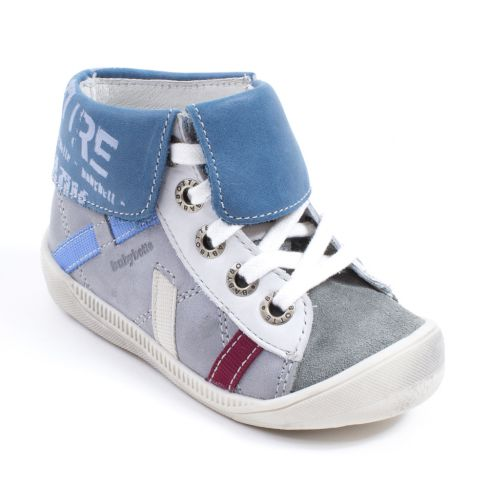 Babybotte Boots garçon Artist2 gris hXjId6