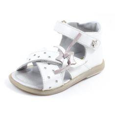 Babybotte Sandales TOUPY blanc