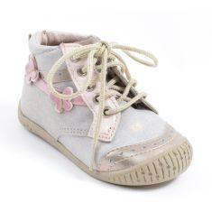 Le Loup Blanc Boots DIADEME or/rose