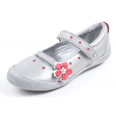Le Loup Blanc Ballerines HIRMA argent