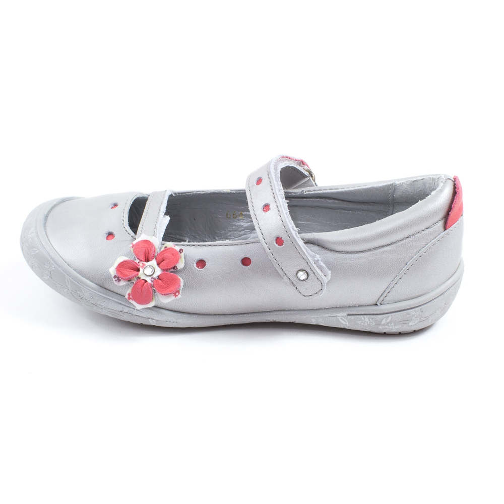 Le Loup Blanc Ballerines HIRMA argent hWPxE