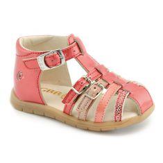4b365146d00f9 cheap chaussure bebe er pasfreycoo chaussures bebe premiers pas cuir souple  sandales fermees blanc et bl with chaussures souples bb premiers pas