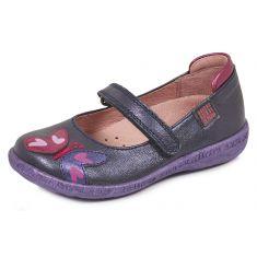 Chaussures fille Ballerines bleues Agatha Ruiz de la Prada 161923A
