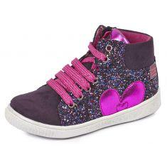 Boots violet Agatha Ruiz de la Prada 161940A