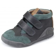 Garvalin Biomecanics Boots à scratchs noir  161161A