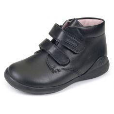 Garvalin Biomecanics Boots à scratchs noir  161103A