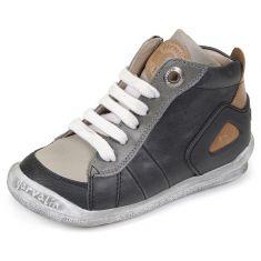 Garvalin Boots noir à lacets 161453A