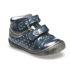 GBB Boots marine-imprime NICOLINE