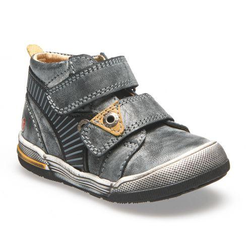 Chaussures à scratch Bellamy bleues Casual garçon 08PWqqIiG