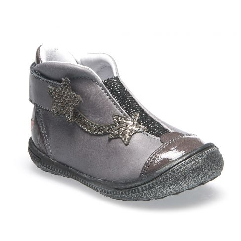 Bottines velcro rose NICOLETA GBB 68thd
