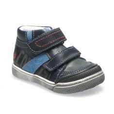 NEIL Boots gris-bleu GBB