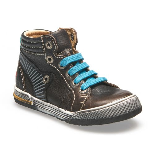 Boots GBB NABIL marron-turquoise