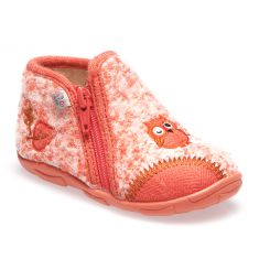 Chaussons montants fille rose GBB NERI