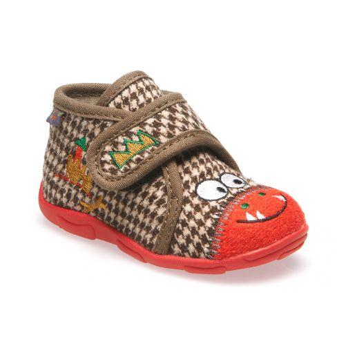 Sandales à scratchs pour garçons Marron WSvhpT
