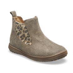 Boots marron-taupe ACHILE SARA