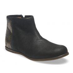 ACHILE Boots noir-or JULIE