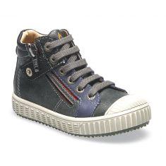 Boots DIEGO noir-bleu ACHILE
