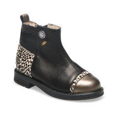 GIRAFE Boots noir-leopard CATIMINI