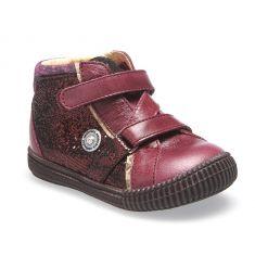 Boots bordo-fushia CATIMINI CORNEILLE