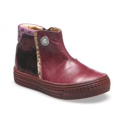 CATIMINI Chaussures Bottines bordeaux MESANGE