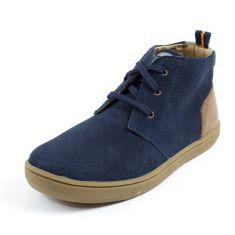 Boots à lacets TTY pour garçon Berlin bleu marine
